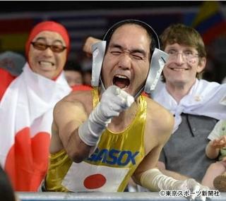 ロンドン五輪レスリング女子55キロ級で吉田選手が金メダルを取った時の裏話し